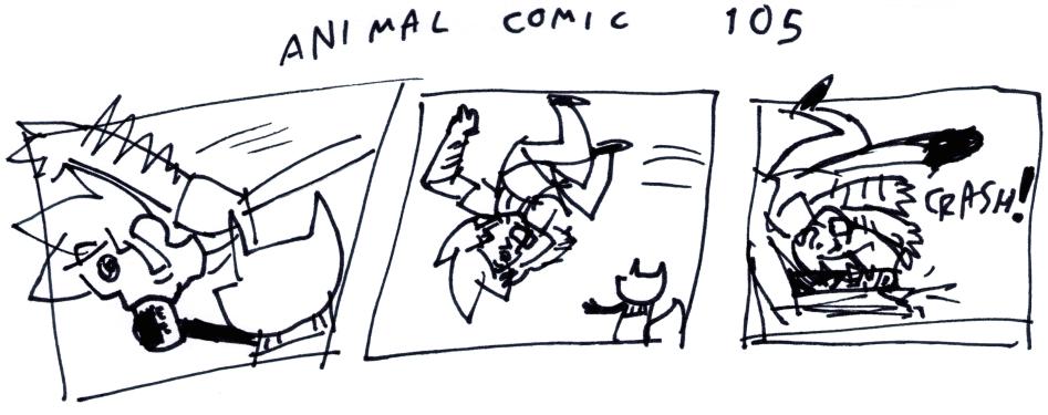 Animal Comic 105