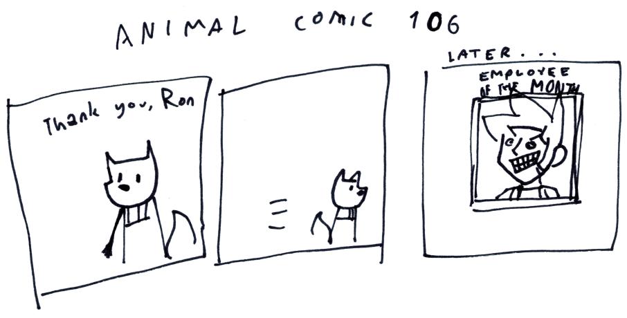 Animal Comic 106