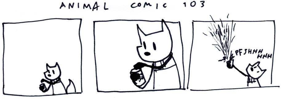 Animal Comic 103