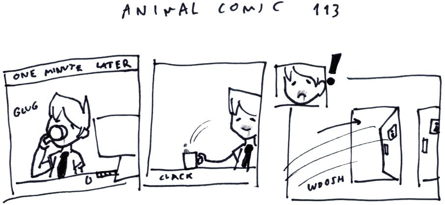 Animal Comic 113
