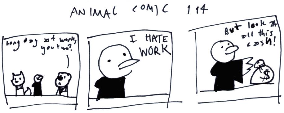 Animal Comic 114