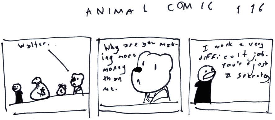 Animal Comic 116