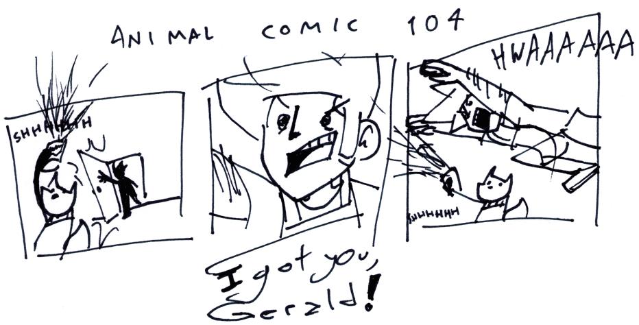 Animal Comic 104