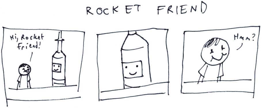 Rocket Friend