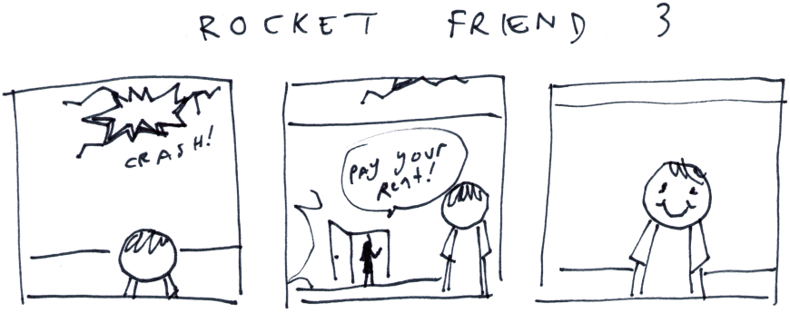 Rocket Friend 3