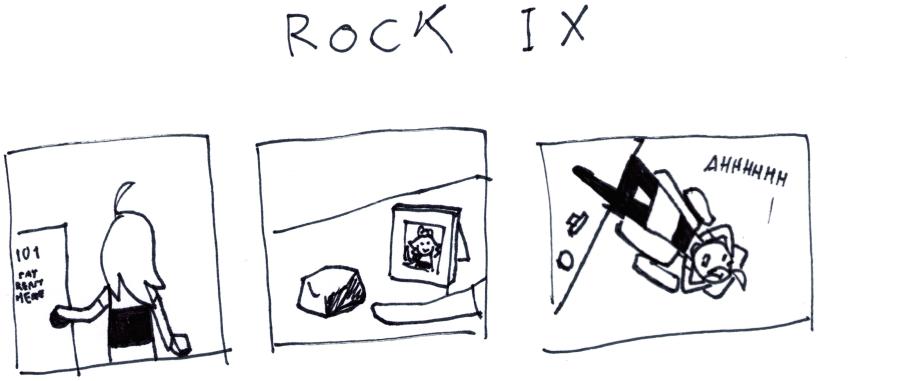 Rock IX