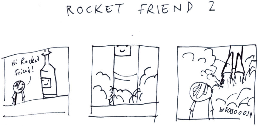 Rocket Friend 2