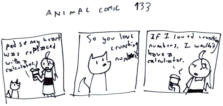 Animal Comic 133