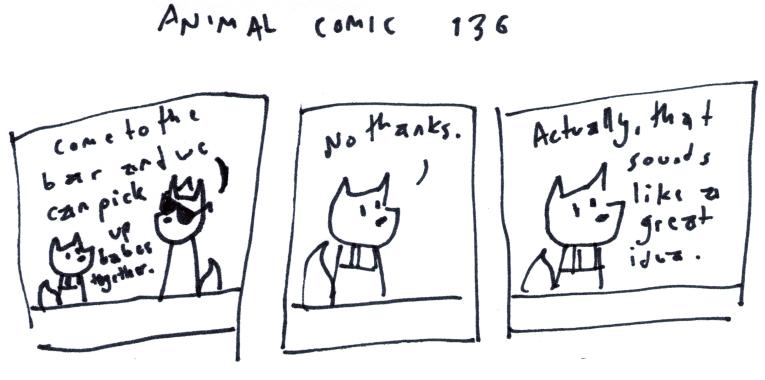Animal Comic 136