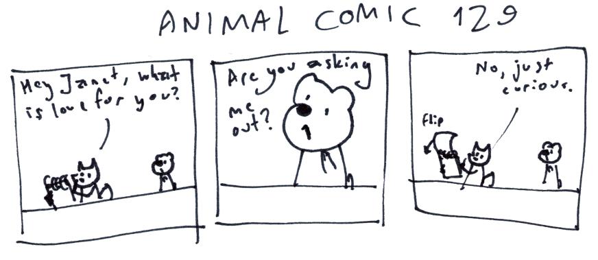 Animal Comic 129