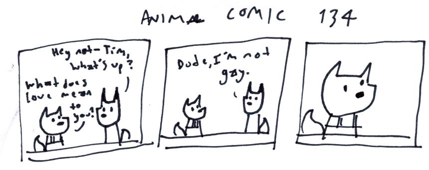 Animal Comic 134