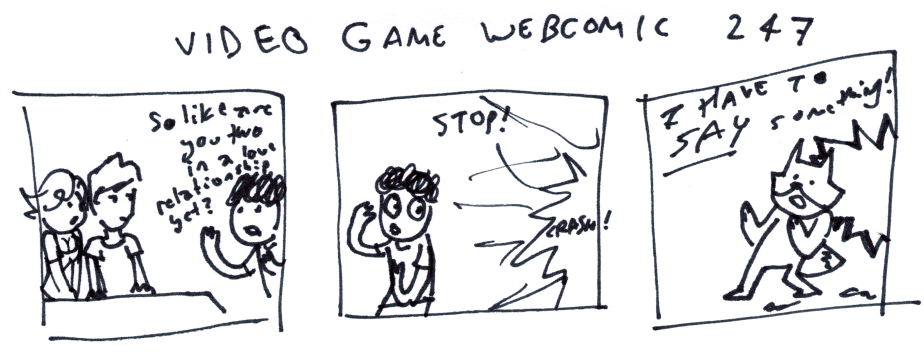 Video Game Webcomic 247