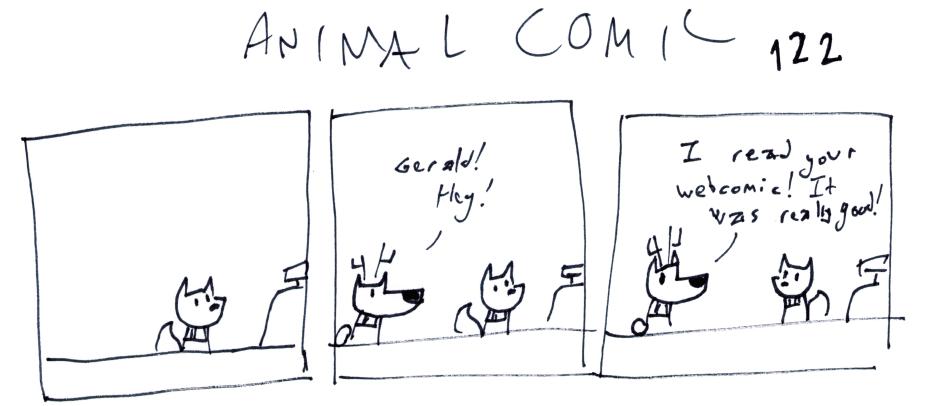 Animal Comic 122