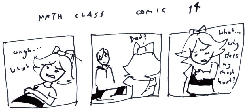 Math Class Comic 14