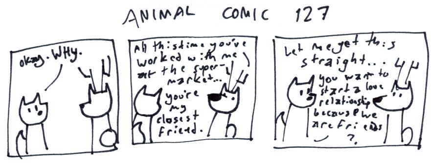 Animal Comic 127