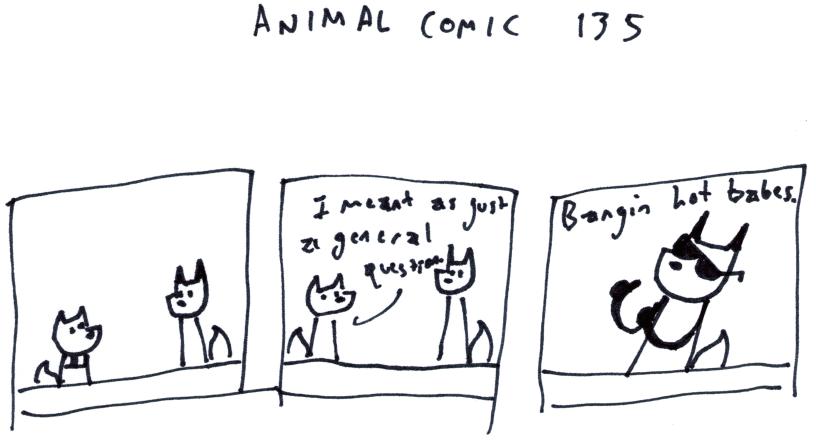 Animal Comic 135