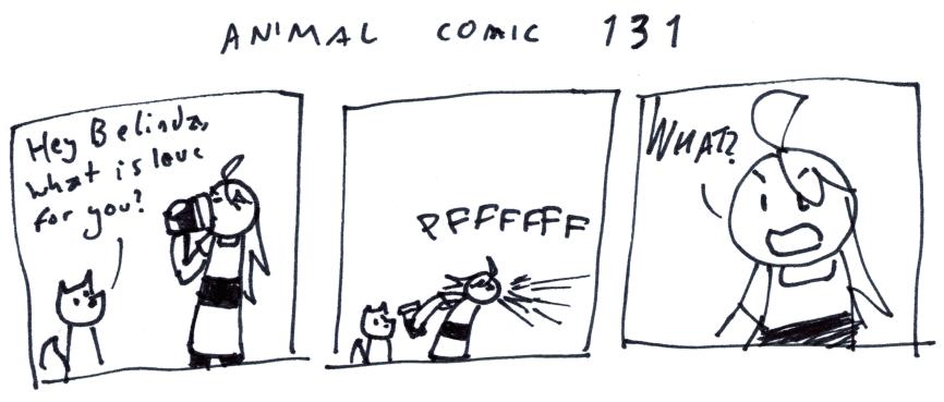 Animal Comic 131