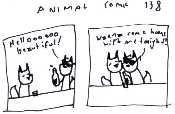 Animal Comic 138