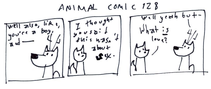 Animal Comic 128