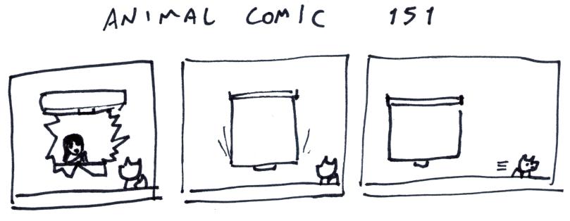 Animal Comic 151