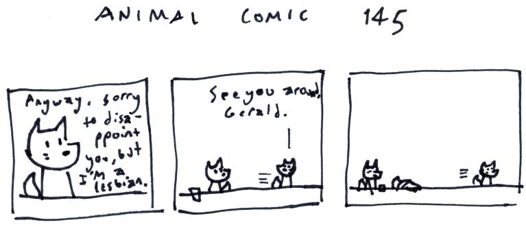 Animal Comic 145