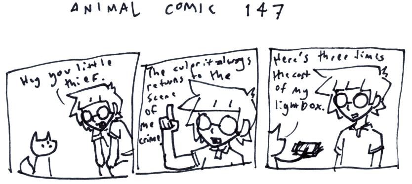 Animal Comic 147