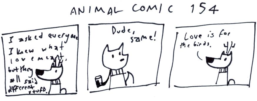Animal Comic 154