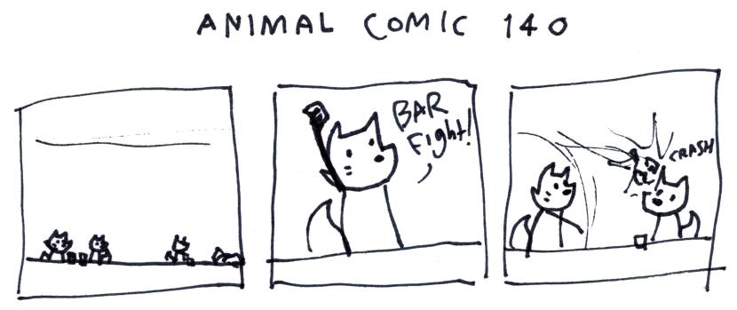 Animal Comic 140