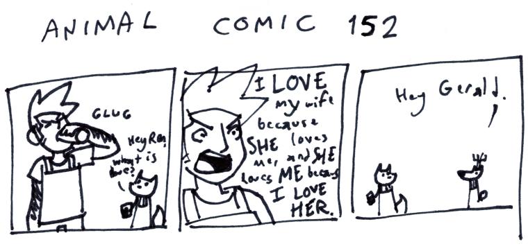Animal Comic 152