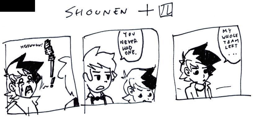 Shounen 十四