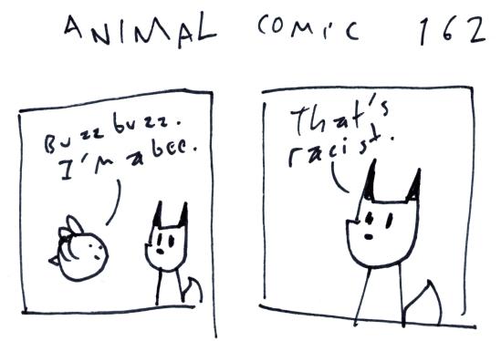 Animal Comic 162