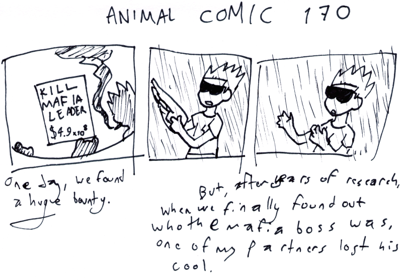 Animal Comic 170