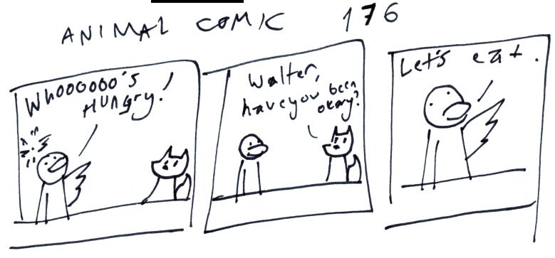 Animal Comic 176