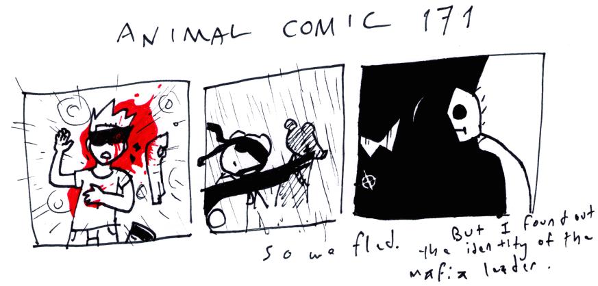 Animal Comic 171