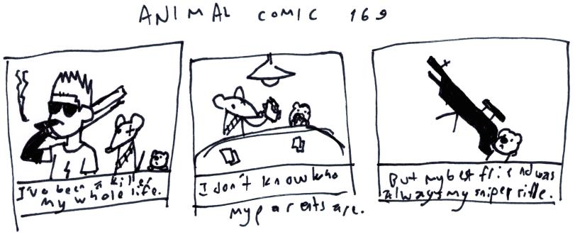 Animal Comic 169