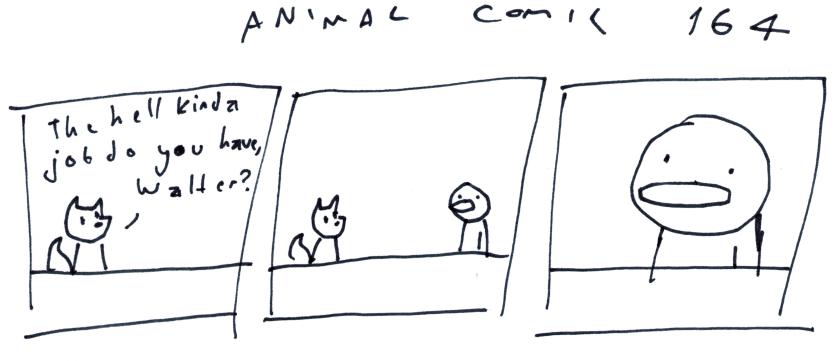 Animal Comic 164