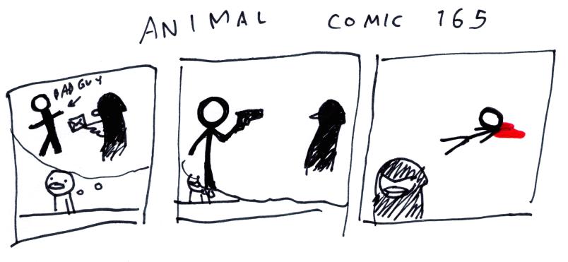 Animal Comic 165