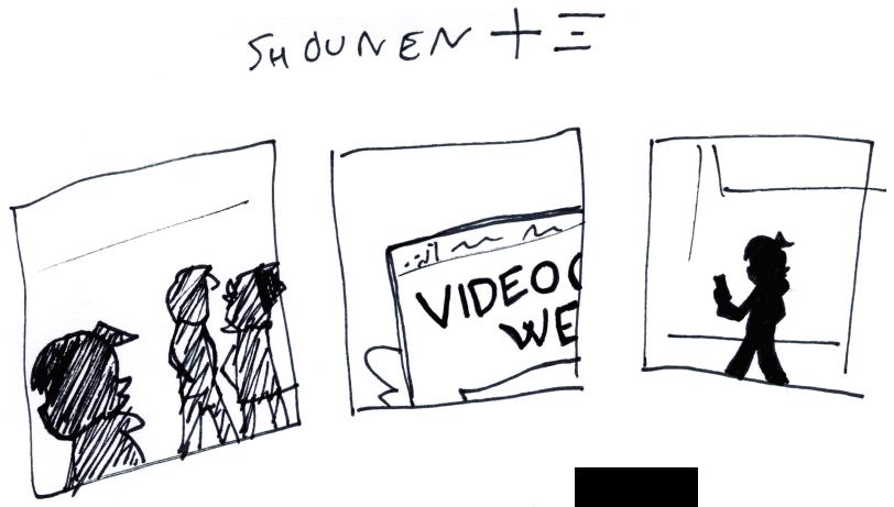 Shounen 十三