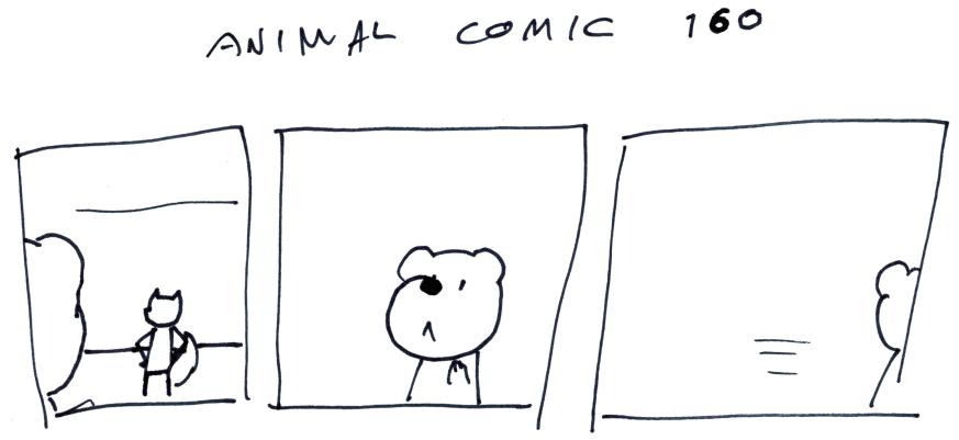 Animal Comic 160