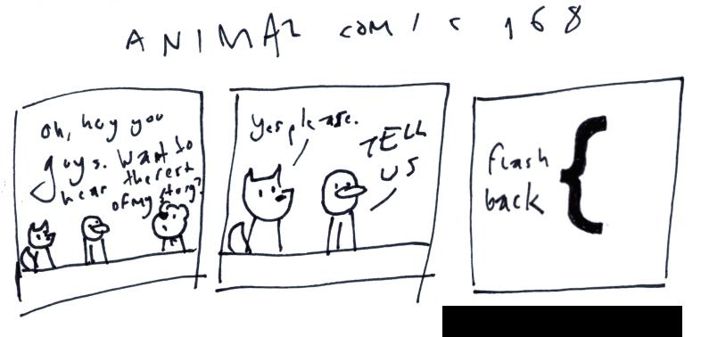 Animal Comic 168