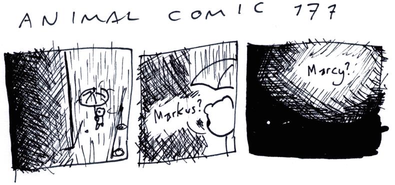 Animal Comic 177