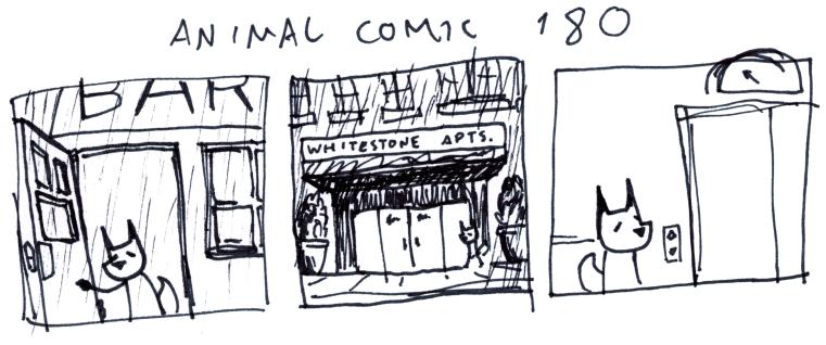 Animal Comic 180