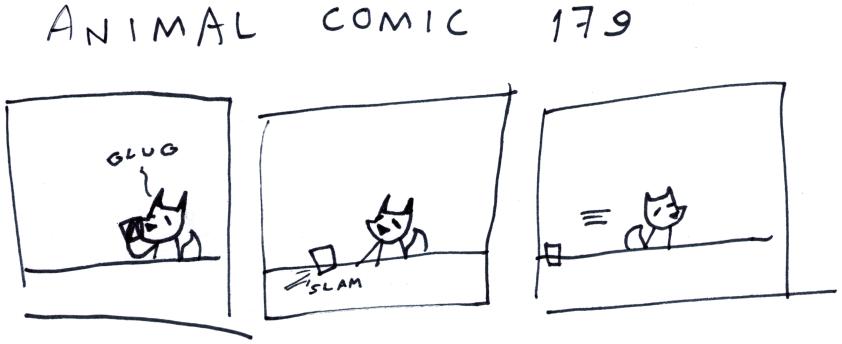 Animal Comic 179