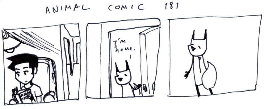 Animal Comic 181