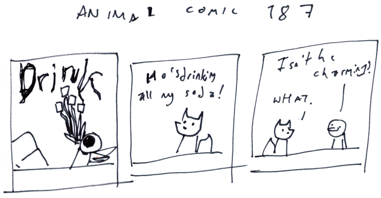 Animal Comic 187