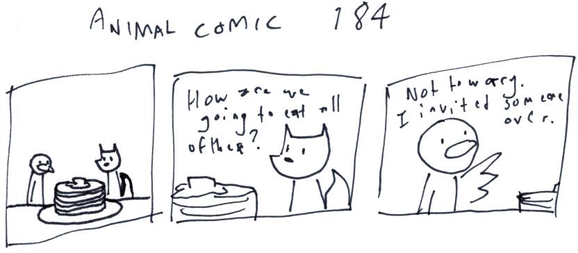 Animal Comic 184