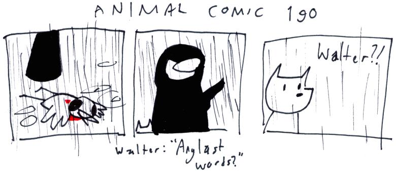 Animal Comic 190