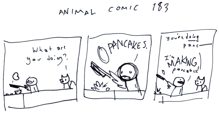 Animal Comic 183
