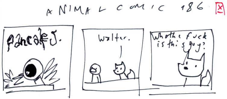 Animal Comic 186