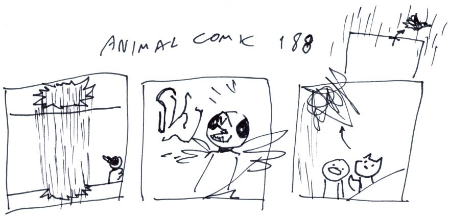 Animal Comic 188